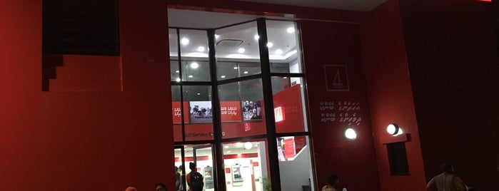 Bank of Maldives PLC is one of Myfav.