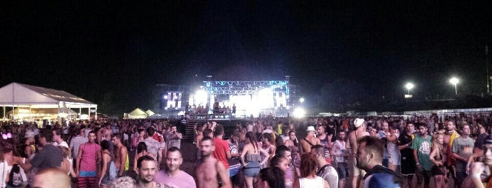 DreamBeach Villaricos is one of mis lugares favoritos.