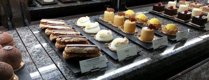 Pastry Boutique is one of Tokyo17.