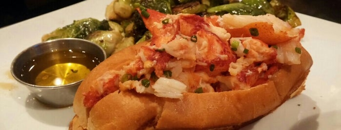 Blue Plate Oysterette is one of Ultimate Summertime Lobster Rolls.