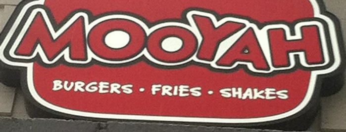MOOYAH Burgers, Fries & Shakes is one of Mel's Faves :).