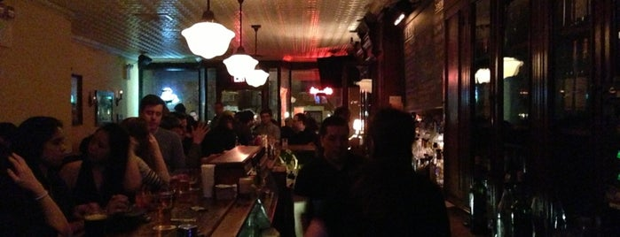 11th Street Bar is one of 200+ Bars to Visit in New York City.