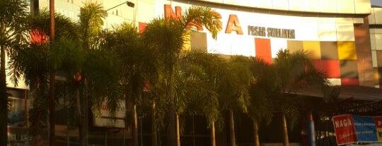 Naga Pasar Swalayan Mal Pekayon is one of sesuatu bgt yah :).