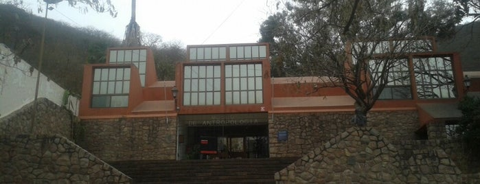 Museo De Antropología is one of Argentina Backpacker.
