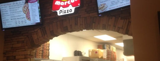 Marco's Pizza is one of East Tulsa.