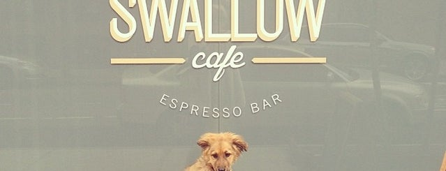 Swallow Cafe is one of Notable Coffee Shops (NYC).