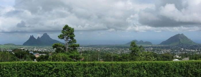 Trou Aux Cerfs is one of Mauritius.