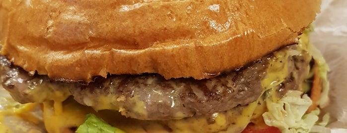 Beef Burger is one of Bern.