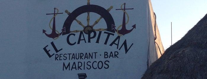 El Capitán is one of Tulum.