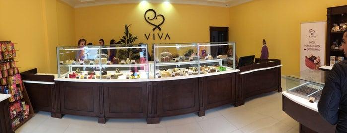 Viva is one of Restaurants in Baku (my suggestions).