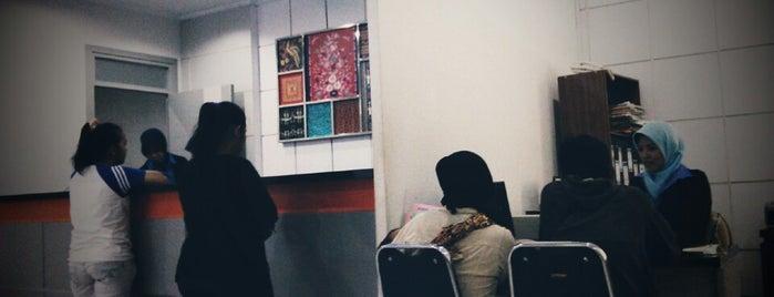 Bank Rakyat Indonesia (BRI) Unit Citayam is one of Citayam Bank N Financial Services.