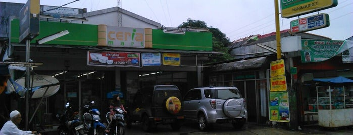 Ceriamart Citayam Raya is one of Citayam Market N Grocery.
