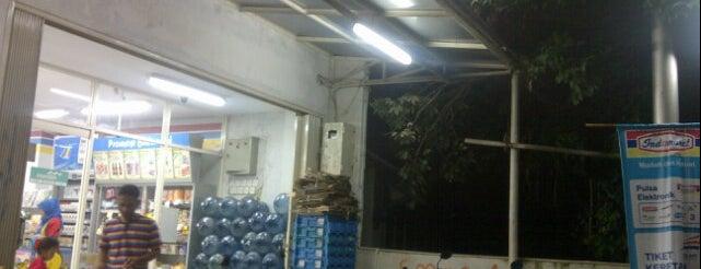 Indomaret Atsiri Permai is one of Citayam Market N Grocery.