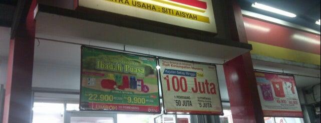 Alfamart Atsiri Permai is one of Citayam Market N Grocery.