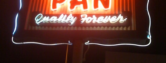 The Apple Pan is one of Manliest Restaurants 2012.