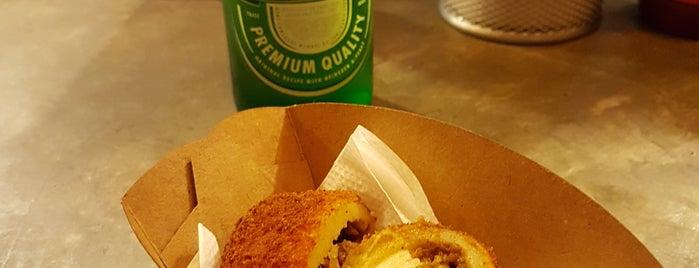 Guarita Burger is one of Restaurantes no centro (ou quase).