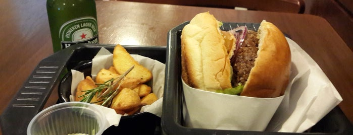 Craft Burger is one of Restaurantes no centro (ou quase).