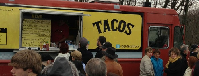 PGH Taco Truck is one of PGH to do.