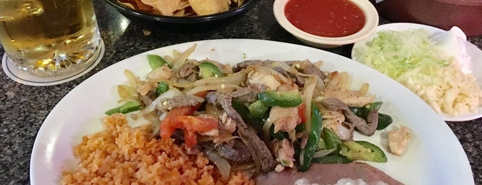 Mi Lupita Authentic Mexican Restaurant is one of Favorites.