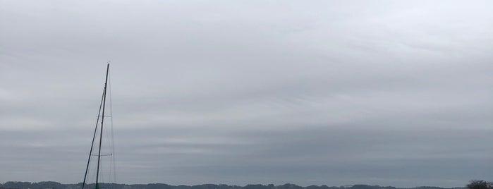 霞ヶ浦土浦新港 is one of りんりんロードポタ♪.