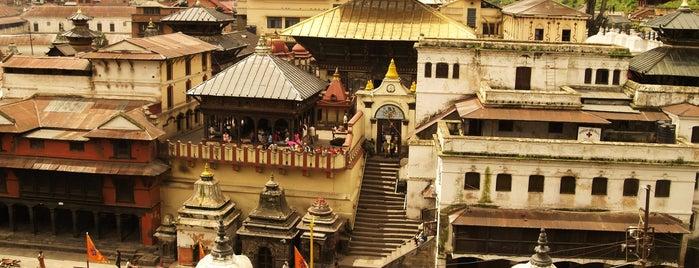 Kathmandu is one of Yeti Trail Adventure.