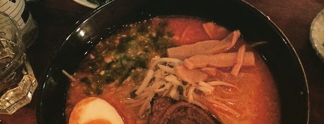 Hiro Ramen is one of 5 Top Spots for Ramen in Philly.