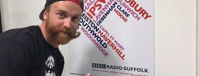 BBC Suffolk is one of Top 10 favorites places in Ipswich, UK.
