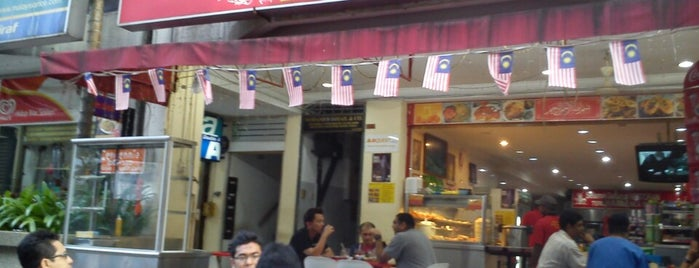A1 Bistro is one of makan @ KL #16.