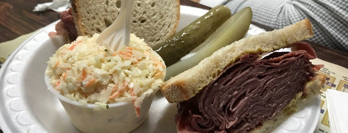 Loeser's Delicatessen is one of 25 Beef Sandwiches We Love in NYC.