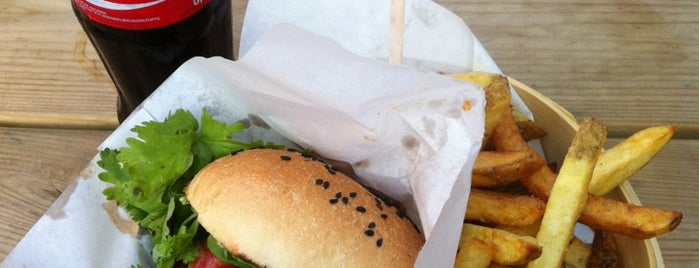 Shiso Burger is one of Berlin.