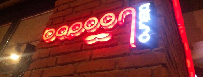 Bapoon Bistro & Cafe is one of Anadolu Yakasi.