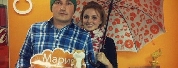 Одноклассники HQ is one of Startups World.