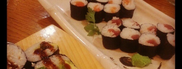 On Sushi Restaurant is one of BCN.