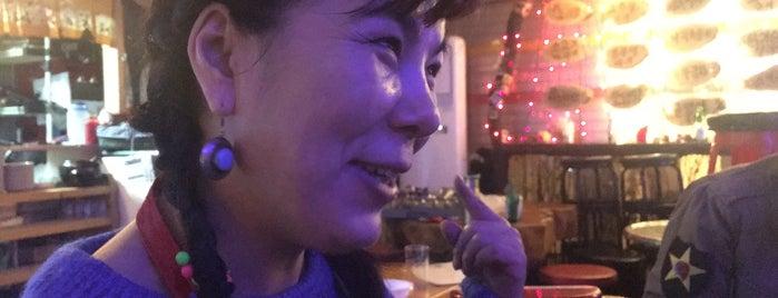 주유소 is one of Itaewon food.
