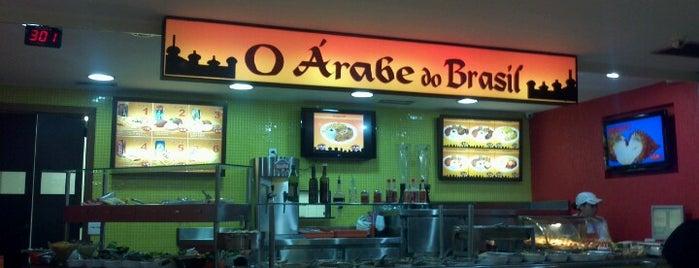 O Árabe do Brasil is one of Favoritos.