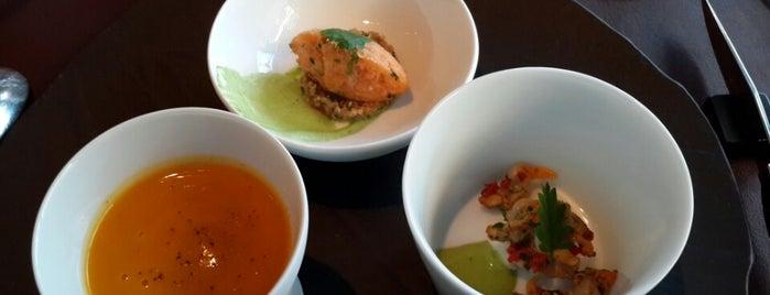 Le Coriandre is one of Les jeunes Chefs gastronomiques qui montent.