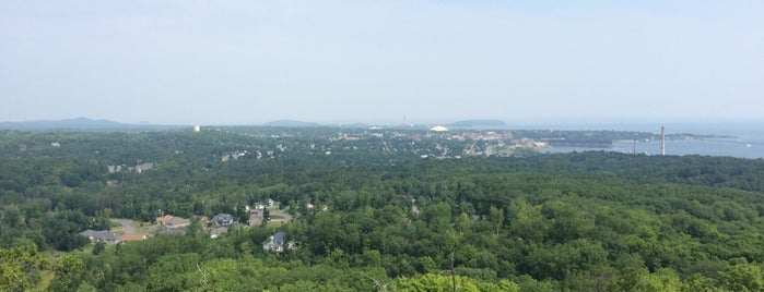 Mt. Marquette is one of Da Yoop.