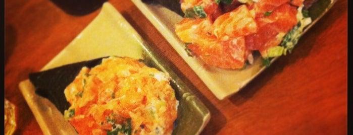 Temakeria Paulista is one of Henri's TOP Japanese Food.
