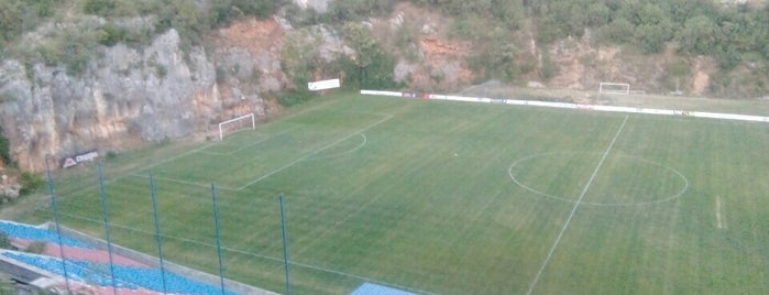 Stadion Gospin dolac is one of Европа.