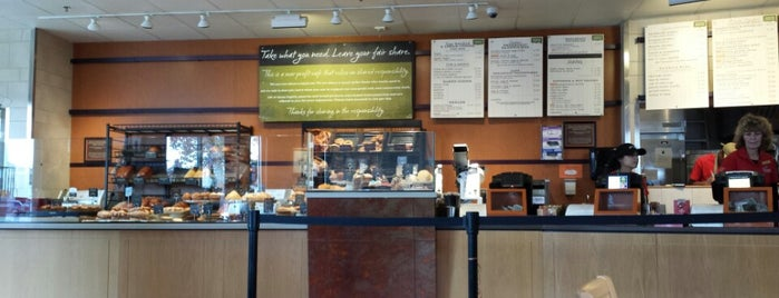 Panera Cares - A Community Cafe is one of Better Fast Food.