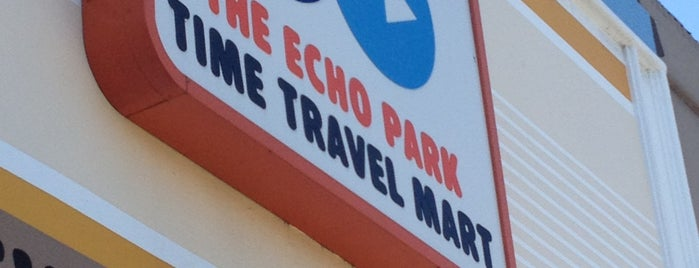 The Echo Park Time Travel Mart is one of Cool things to see and do in Los Angeles.