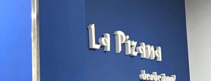 La Pizana is one of Favorite Food.