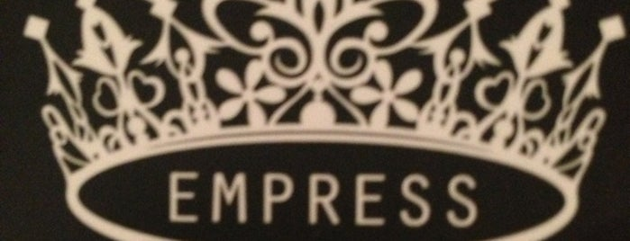 Empress is one of All-time favorites in Taiwan.