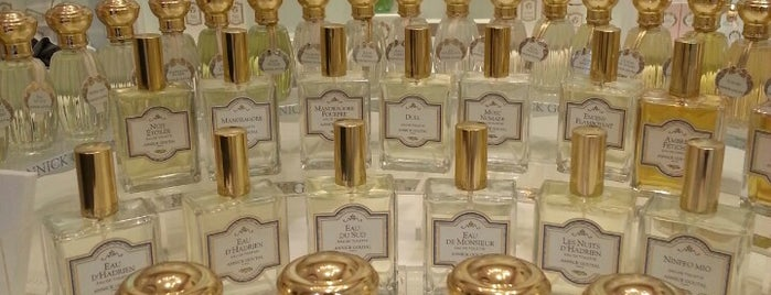 Annick Goutal is one of Paris.