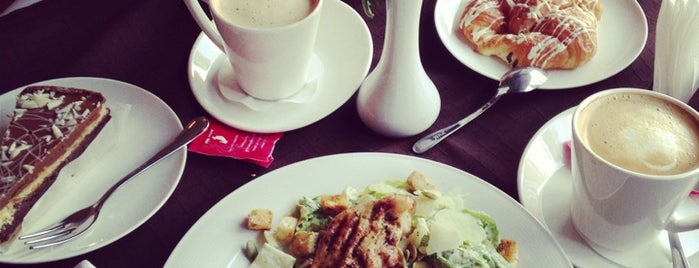 Cafe TiPo is one of Food.