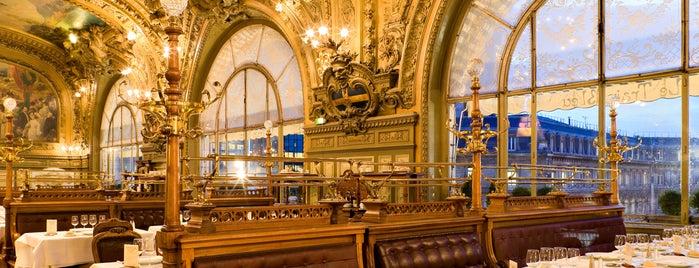 Le Train Bleu is one of Paris 🇫🇷.