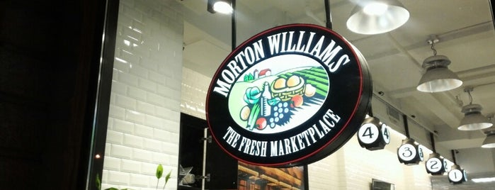 Morton Williams is one of The 15 Best Supermarkets in New York City.