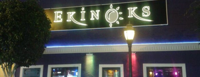 Ekinoks Bar is one of Antalya.
