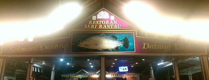 Restoran Seri Rantau is one of Makan @ Melaka/N9/Johor #15.