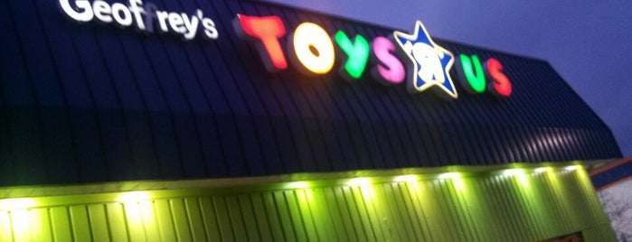 "Toys""R""Us is one of The 11 Best Department Stores in Louisville."